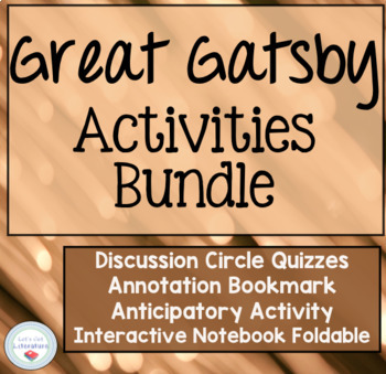 Great Gatsby Bundle