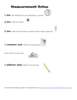 Great Measurement Resource for Kids