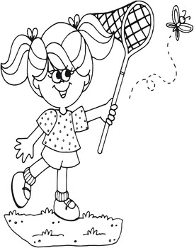 Great To Be A Kid Coloring Pages - 30 Pages!