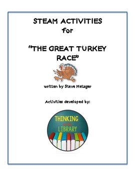 Great Turkey Race STEAM Activities