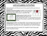 Great sight Word Building Activities