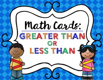 Greater Than or Less Than Math Practice