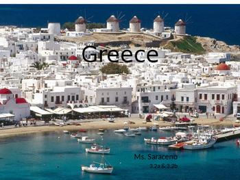 Greece Power Point