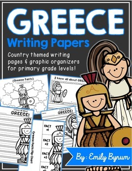 Greece Writing Papers (A Country Study)