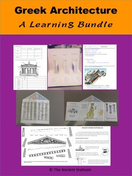 Greek Architecture: A Learning Bundle for Ancient Greece