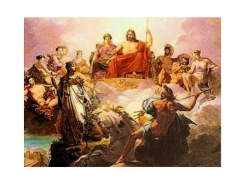 Greek Gods and Goddesses Intro Activity