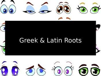 Root Words: spec