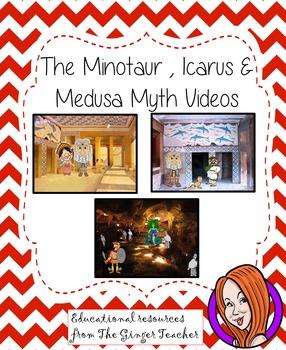 Greek Myth Videos