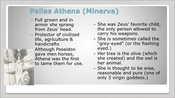 Greek Mythology Elective Course