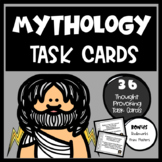 Greek Mythology Task Cards