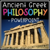Greek Philosophy Powerpoint