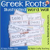 Greek Root Word Wall