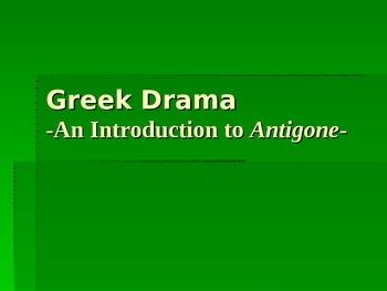 Greek Theater History Religion