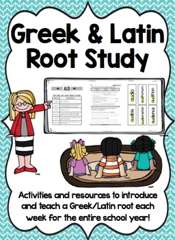 Greek and Latin Root Center
