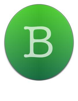 Green BAND banner
