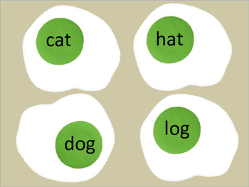 Dr. Seuss Green Eggs and Ham Reading Activity