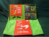 Green Eggs and Ham Story Bag