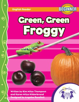 Green Green Froggy