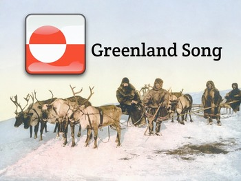 """Greenland Sing-Along Movie mp4 from """"Geography Songs"""" by K"""
