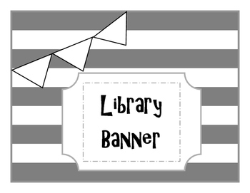 Grey Library Banner