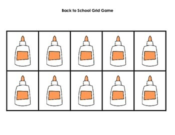 Grid Game: Back to School