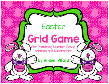 Grid Game {Easter}