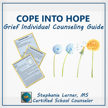 Cope Into Hope: Grief Counseling Sessions Guide