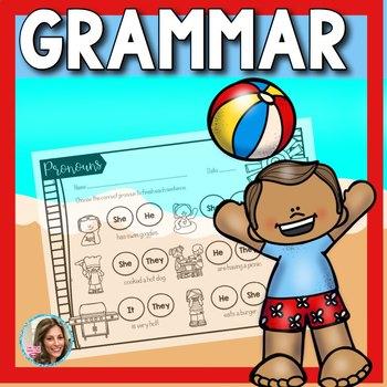 Summer Grammar