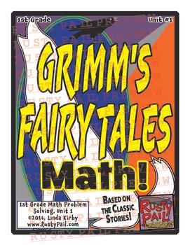 Grimm's Fairy Tales - 1st Grade Math Problem Solving – Part 6