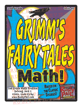 Grimm's Fairy Tales - 2nd Grade Math Problem Solving – Part 5