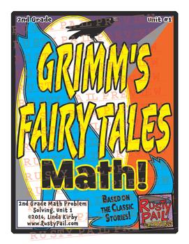 Grimm's Fairy Tales - 2nd Grade Math Problem Solving – Par