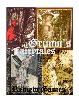 Grimm's Fairytales Interactive Games