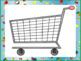 Language Game: Grocery Grab shopping game