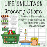 LIFE SKILL TASK Grocery Store