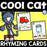 Groovy Cat Rhyming Game
