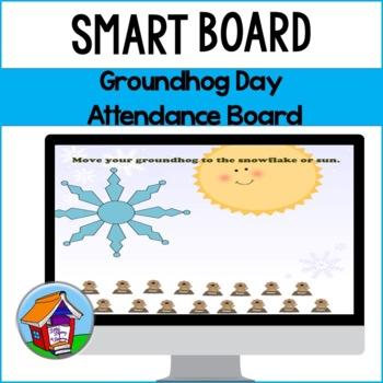 Groundhog Day Attendance Board