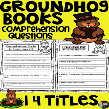 Groundhog Books Comprehension Questions