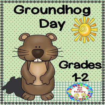 Groundhog Day {1st and 2nd grades}