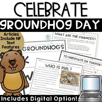 Groundhog Day Activities Non-Fiction