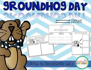 Groundhog Day: A Mini Unit