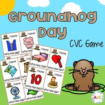 Groundhog Day CVC game