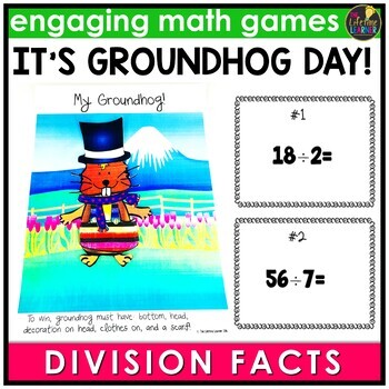 Groundhog Day Division Facts Game
