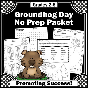 essay about groundhog day