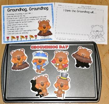Groundhog Day Freebie