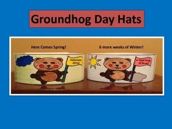 Groundhog Day Hats