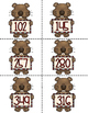 Groundhog Day Place Value Center Activity