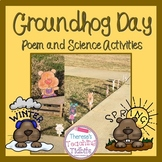 Groundhog Day Poem and Science Activities