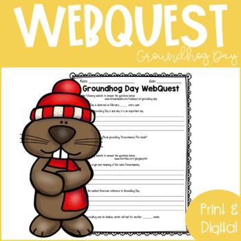 Groundhog Day WebQuest