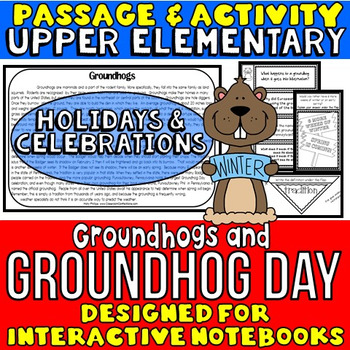 Groundhog Day: Reading Passage and Questions: Interactive