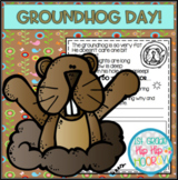 Groundhog Day...Reader's Theater, Informational Text, Craf